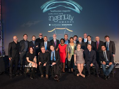 The 2014 recipients of the American Ingenuity Awards