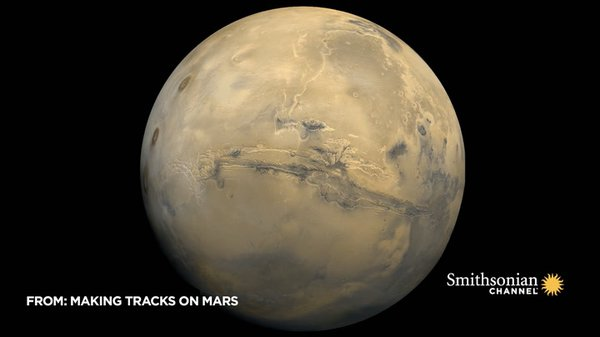 Preview thumbnail for How a Powerful Dust Storm Made Mars 'Disappear' in 2018