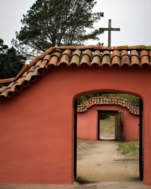 Double Gates La Purisima Mission thumbnail