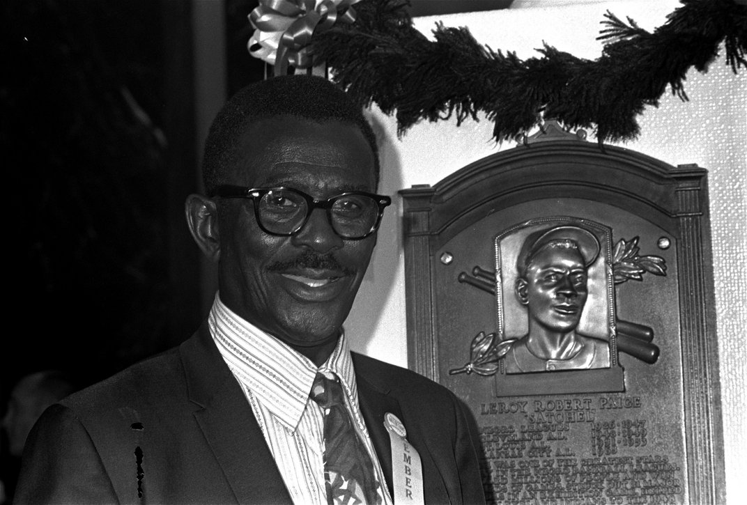 Fifty Years Ago, Satchel Paige Brought the Negro Leagues to Baseball's Hall of Fame