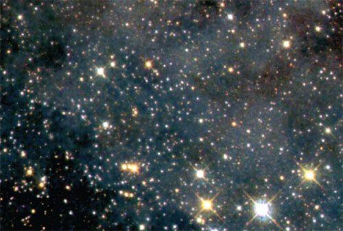 The Large Magellanic Cloud, NASA