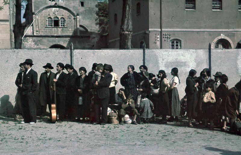Roman deportation