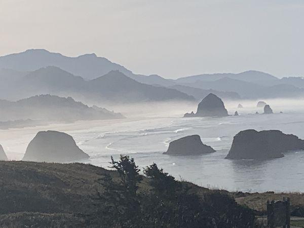 Morning Mist at Ecola Point thumbnail