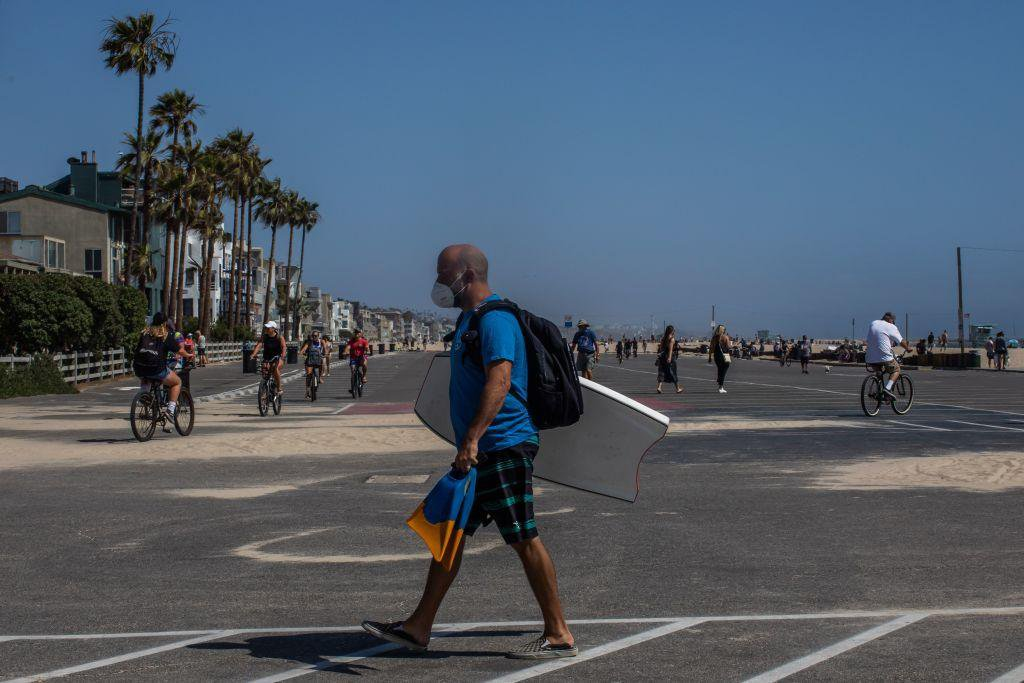 Five Safety Measures Beaches Are Taking to Minimize the Spread of COVID-19