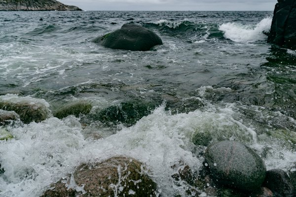 Surf of the Barents Sea thumbnail