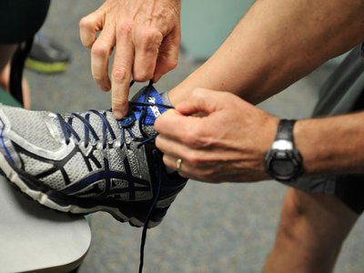 A relatively significant number of people lace up their shoes to run across the country every year.