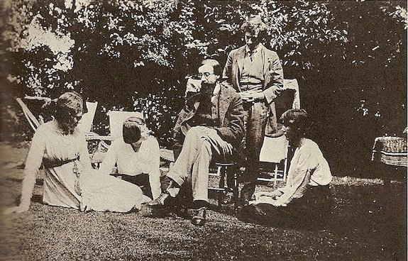 Some members of the Bloomsbury Group