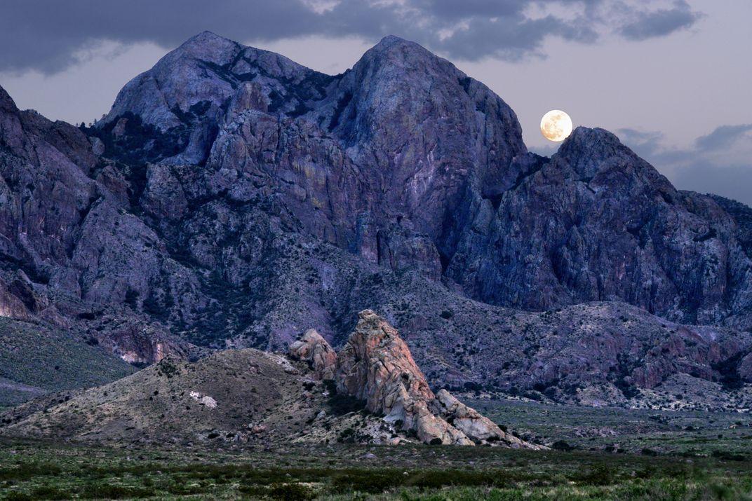 Organ Mountains Photo credit: Patrick J Alexander
