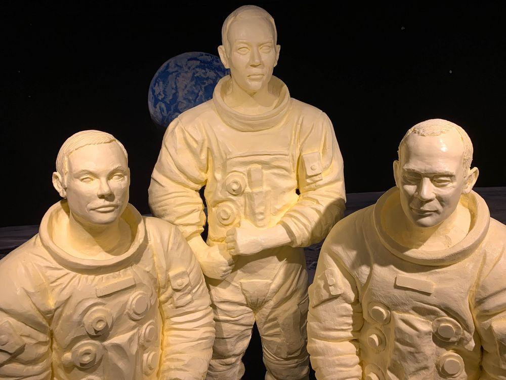 Butter Astronauts