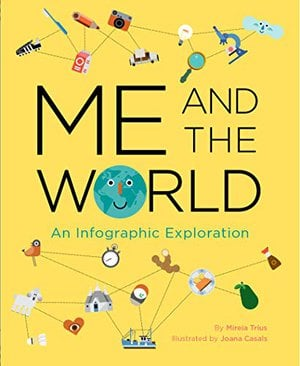 Preview thumbnail for 'Me and the World: An Infographic Exploration