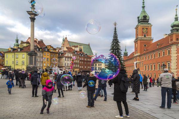 Old Town Warsaw Poland thumbnail