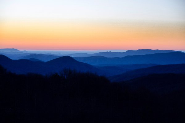 Max Patch Sunset thumbnail