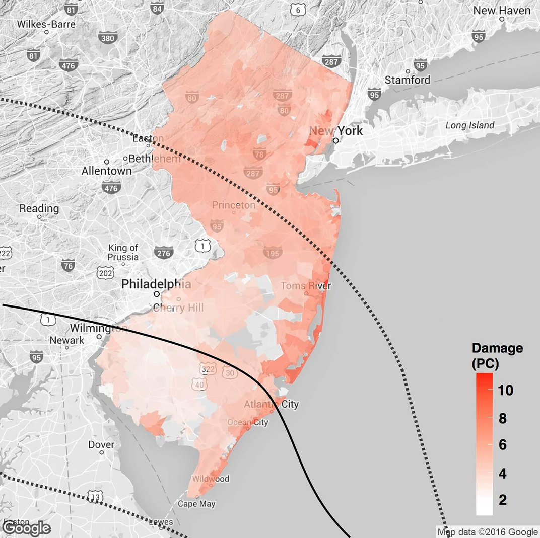 Twitter May Be Faster Than FEMA Models for Tracking Disaster Damage