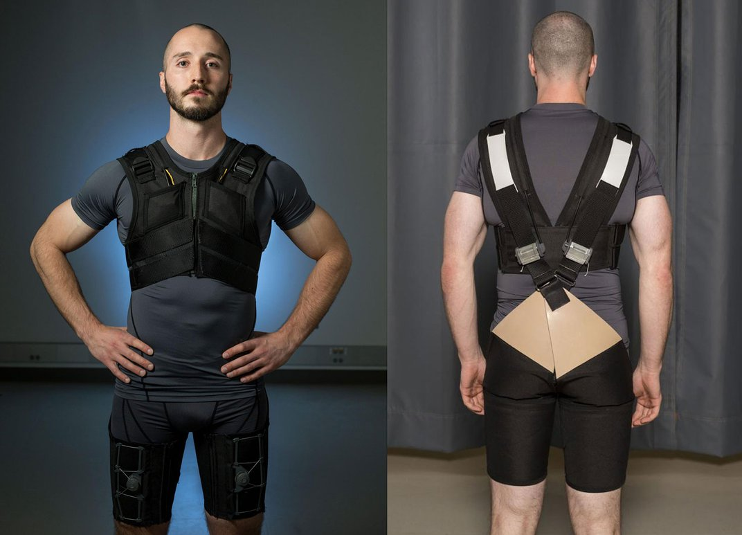 News Brief: Underwear of the Future Could Help Prevent Back Pain