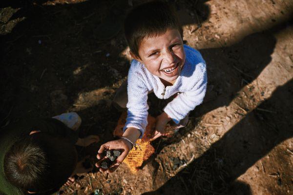 A Boy Collecting Coal thumbnail