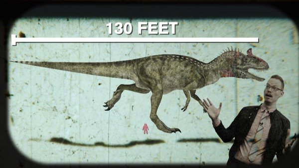 Preview thumbnail for Ask Smithsonian: Why Were Prehistoric Animals So Big?