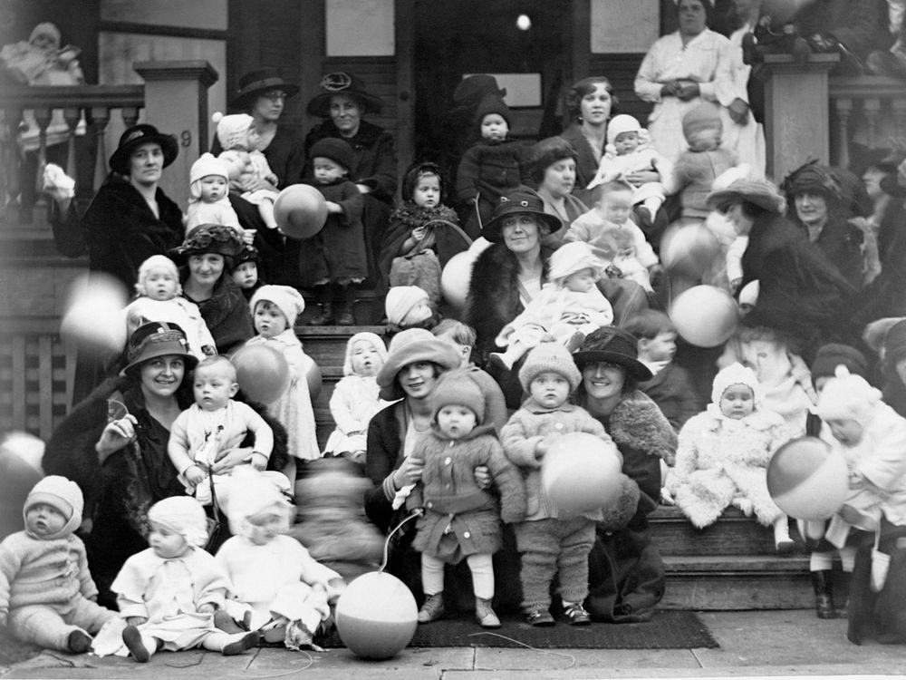 Better Babies gathering Minnesota