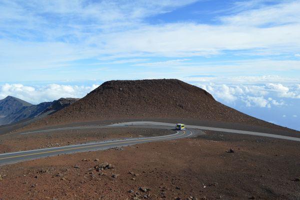Summit of Mount Haleakala  thumbnail