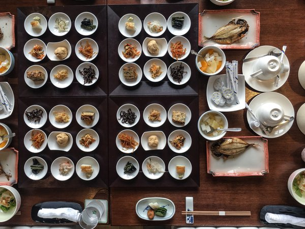 Breakfast at a Japanese Ryokan thumbnail