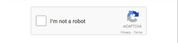 Goodbye CAPTCHA: Just Click a Box to Prove You're Not a Robot