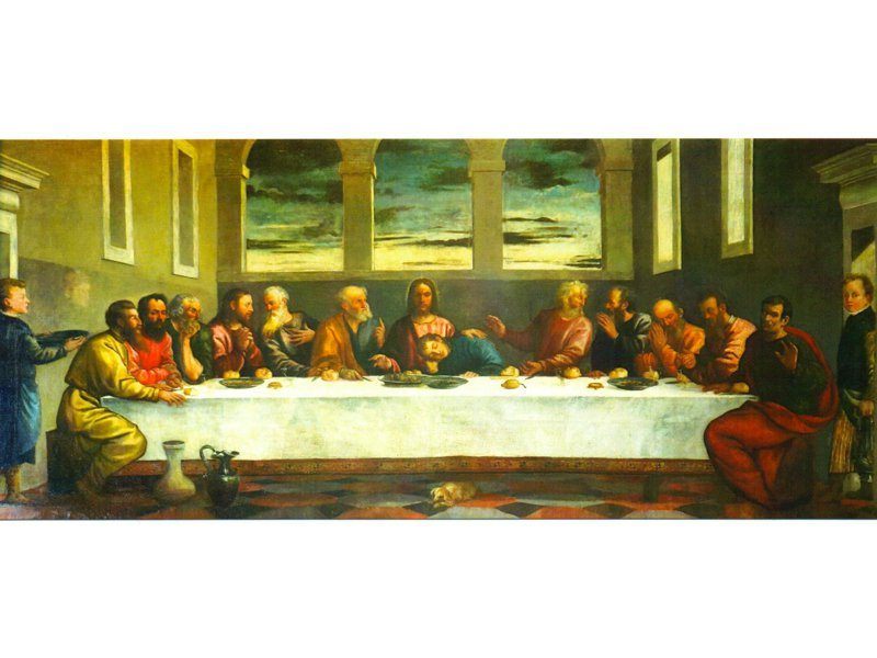 An Unknown Painting From Titian's Workshop