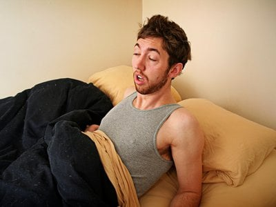 Groggy after a night in a strange place? A night watchman in your brain may be to blame.