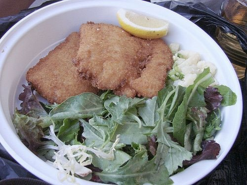 Schnitzel and Things