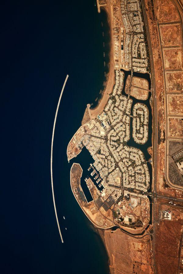 Oman Over coast  thumbnail