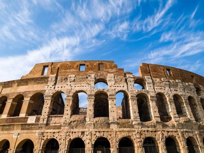 """A five-week course, """"Rome: A Virtual Tour of the Ancient City,"""" focuses on the building of the ancient city of Rome and how it laid the groundwork for the construction of cities throughout the world."""