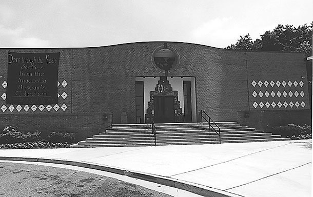 Smithsonian Anacostia Museum