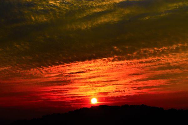 Early morning Virginia Sunrise thumbnail