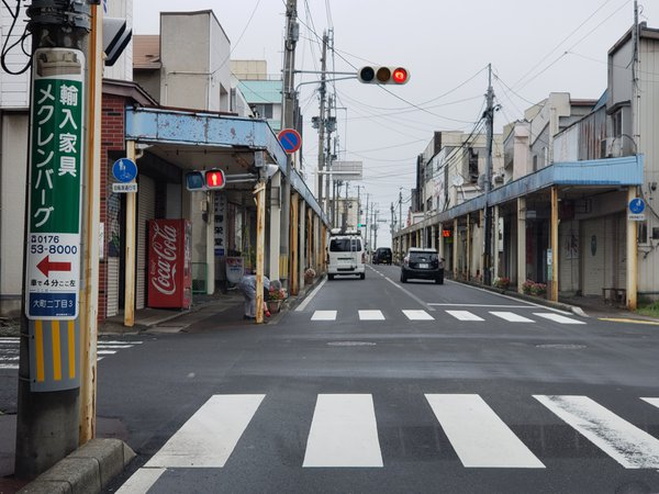 Streets of small town Japan thumbnail