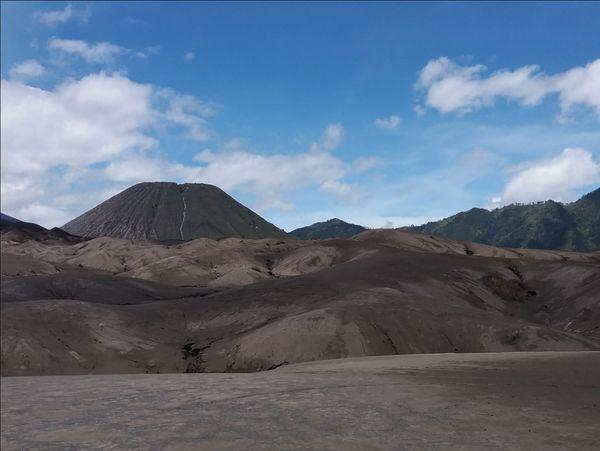 Mount Batok with Whispering Sand Landscape thumbnail