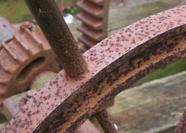 Spider on lock mechanism thumbnail
