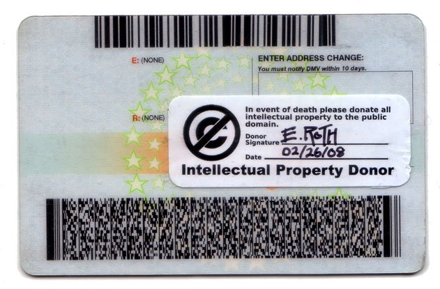 Intellectual Property Donor.
