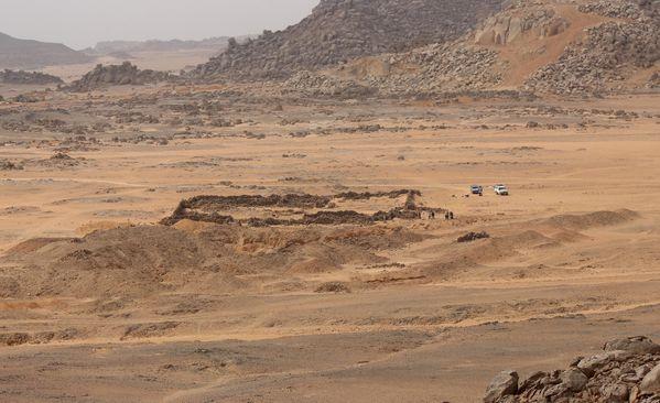 The ancient mining settlements of Wadi el-Hudi thumbnail