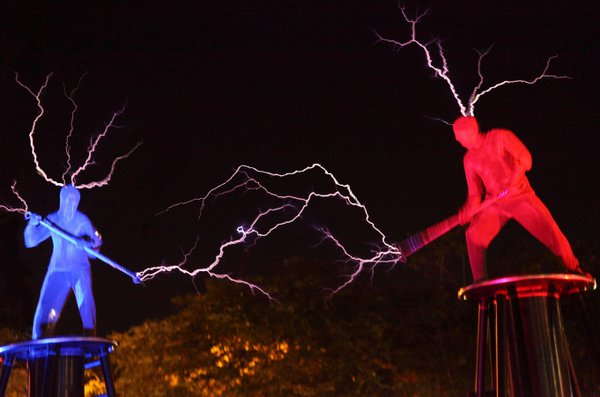 Lightning Duel thumbnail