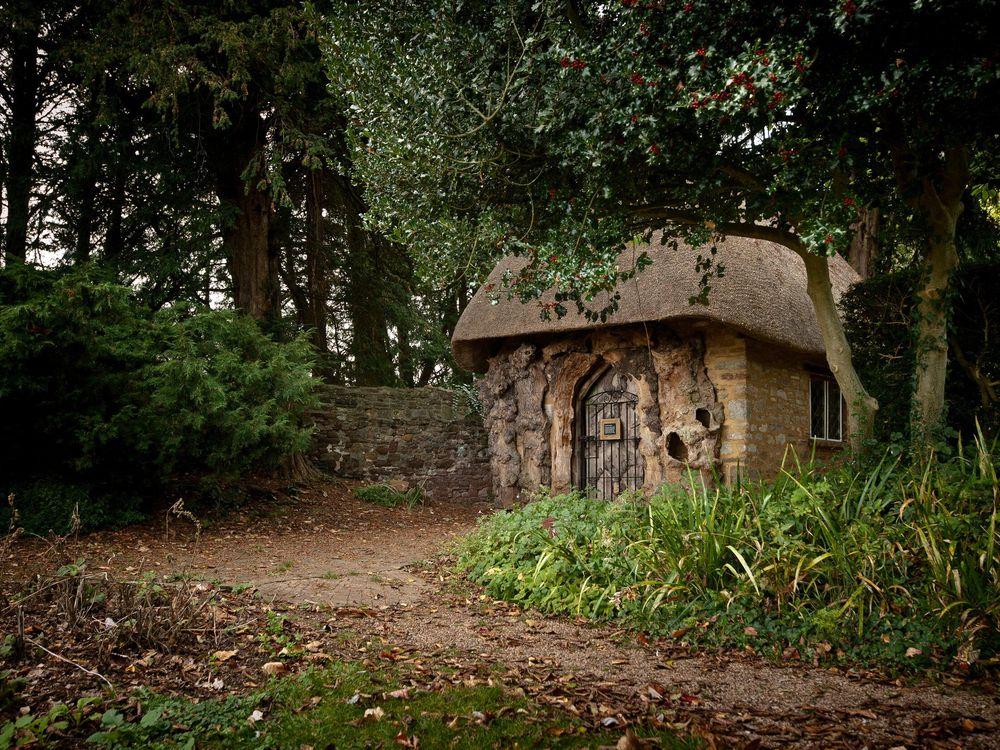 A small cottage on Edward Jenner's estate