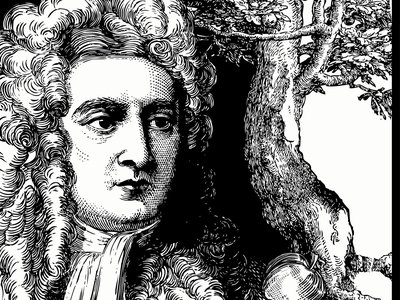 """Isaac Newton got caught up in one of the world's first investment """"bubbles,"""" supposedly saying at the time that he """"could calculate the motions of the heavenly bodies, but not the madness of the people."""""""