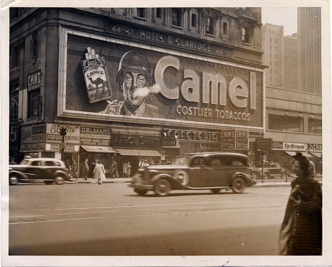 Times Square's Glitzy Look was One Man's Bright Idea