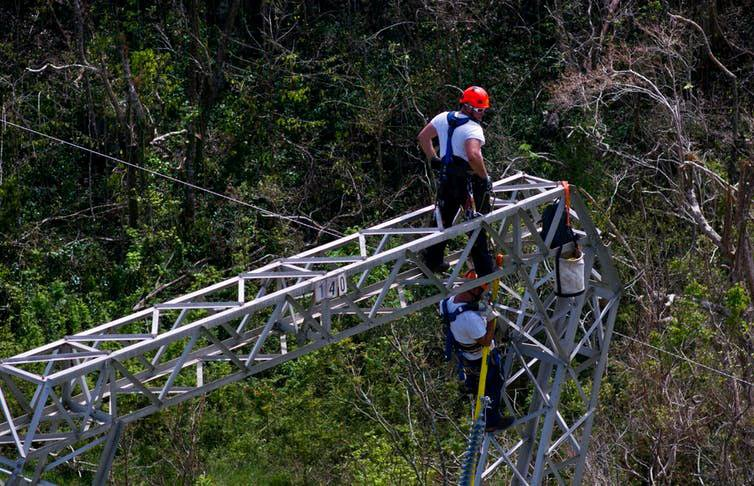 Why Puerto Rico's Power Can't Come From Solar 'Microgrids' Alone