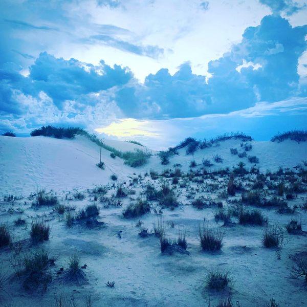 White Sands Sunset thumbnail