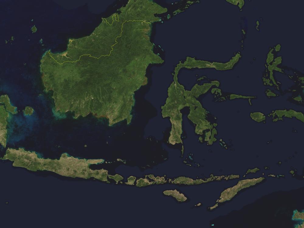 Indonesia Satellite