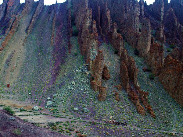 Natural rock towers. thumbnail