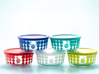 Pyrex celebrates its 100th anniversary this year.