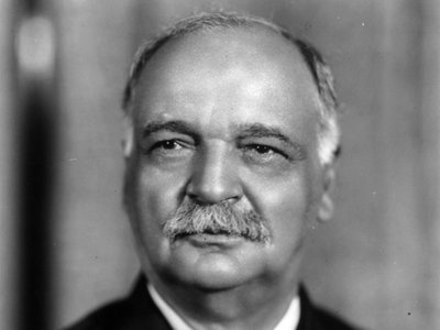 Portrait of Charles Curtis