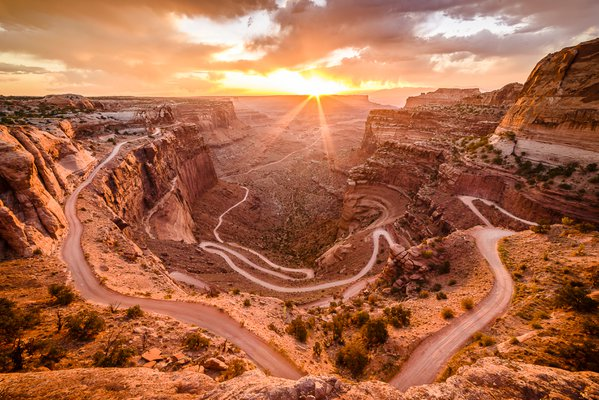 Canyonlands National Park Sunrise thumbnail