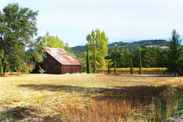 A Barn in Napa Valley thumbnail