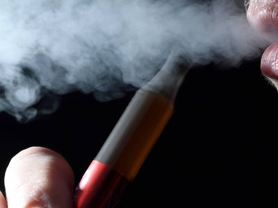 Researchers at Johns Hopkins University analyzed popular vaping products and found nearly 2,000 chemicals not disclosed by manufacturers, as well as six potentially harmful compounds, including a pesticide.
