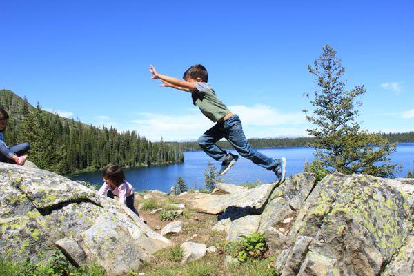 Little Boy, Big Leap thumbnail